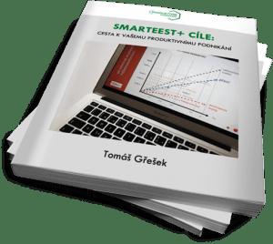 kniha SMARTEEST+ CÍLE - webinář pro webinář