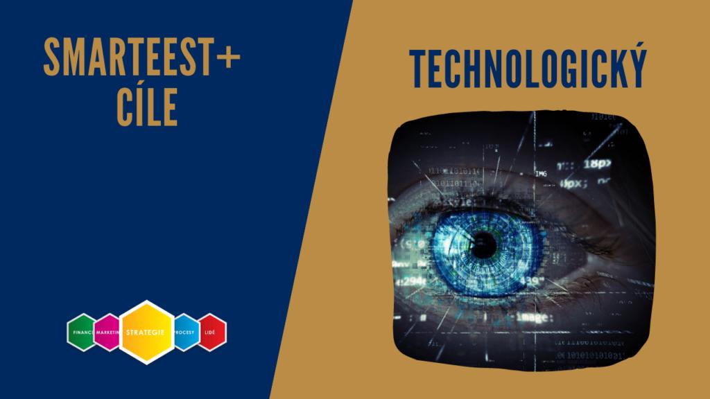 webináře - specifikace cílů - technologický