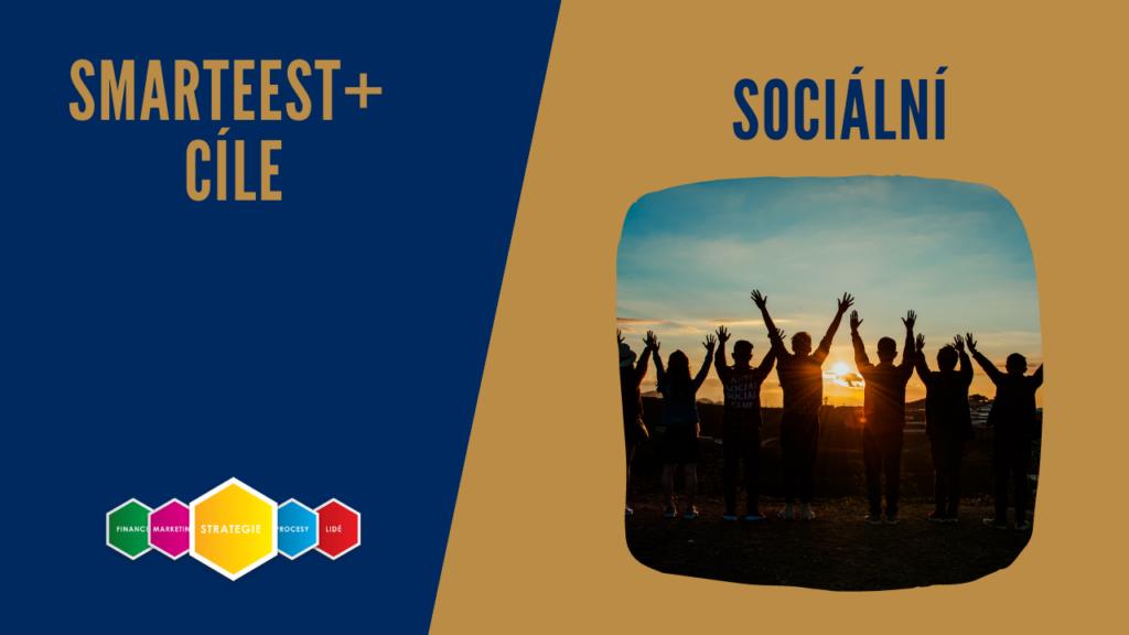 webináře - specifikace cílů - sociální